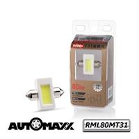 AutoMaxx ★ RML80MT31 『亮白光』面發光LED燈 [ 12V‧8000k ] [ 示寬燈/停車燈/倒車燈/車內燈/牌照燈可用 ]