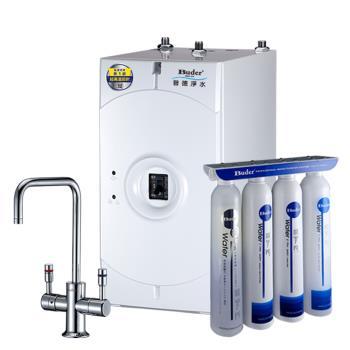 【Buder 普德】廚下型 加熱生飲系統 BD-3004B 免費到府基本安裝