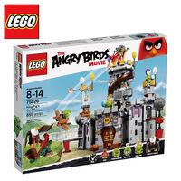 樂高【LEGO】Angry Birds系列 L75826 豬豬王城堡 King Pigs Castle