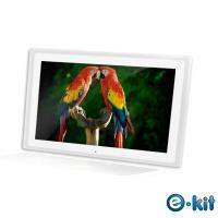 逸奇e-Kit 12吋相框電子相冊-透明邊框白 DF-V601_TW