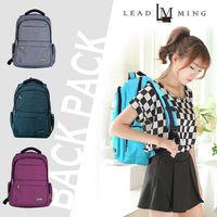 【Leadming】 Easy Rear 品牌電腦雙肩後背包