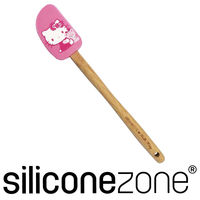 【Siliconezone】施理康Hello Kitty奶油刮刀-粉色