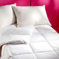 【法式寢飾花季】優雅生活-五星飯店專用款羽絨枕頭(20%羽絨)