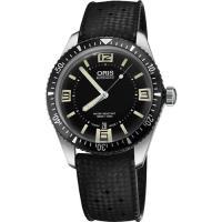 Oris Divers Sixty~Five 1965復刻潛水機械錶~黑 40mm 0173377074064~0742018