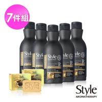 【style】以色列死海礦物髮皂7件組