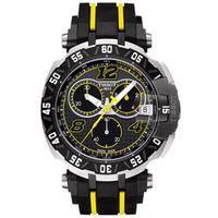 TISSOT 天梭 T-RACE THOMAS LUTHI 限量計時腕錶-45mm T0924172706700