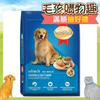 【SmartHeart】慧心犬糧 - 雞肉+雞蛋口味成犬配方 10kg