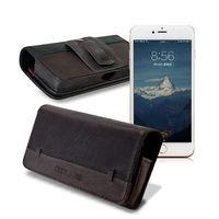 CB Apple iPhone 7 Plus / i7+ 5.5吋 品味柔紋橫式腰掛皮套