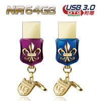 達墨TOPMORE NR Crystal USB3.0 64GB 頂級精品隨身碟