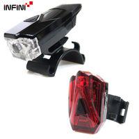 【INFINI】I-6160B LED警示前後燈組/台灣製-黑色