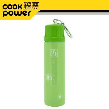 【鍋寶】超真空保溫杯250CC(粉綠) SVC-025GC