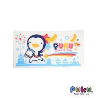 任-PUKU藍色企鵝 - PUKU長方浴巾60*114cm(水色)