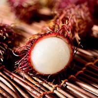 愛上新鮮 泰國進口鮮凍紅毛丹12包 (400g±10%/包)