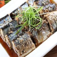 愛上新鮮 日式甘露煮秋刀魚12包(2隻/包)