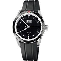 Oris Artix GT Day~Date 單向轉圈機械腕錶~黑 42mm 017357