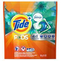 Tide汰漬 美國4in1洗衣凝膠球353g(12顆x6包)