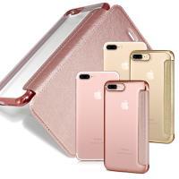 COLORS Apple iPhone 7 Plus / i7+ 5.5吋 時尚美背保護皮套