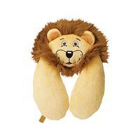 【Go Travel】動物造型U型枕-獅子