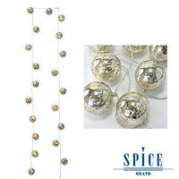 【日本 SPICE】 奢華系 GOLD  LED球泡串燈 / 帳蓬燈 露營燈