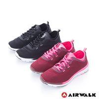 【美國 AIRWALK】 SOCKIN 雙層襪感心機輕量慢跑鞋  -女- 共二色
