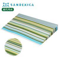 台灣總代理 日本Sandexica寶寶防吐奶枕/孕婦托腹枕 【FA0005】