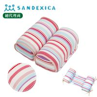 台灣總代理 日本Sandexica寶寶機能防側翻枕/兒童護頸枕【FA0006】