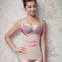 凱芮絲MIT精品-輕肌感蕾絲塑身背心-膚色 2352(S-XXL)