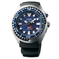 SEIKO Prospex PADI GMT 潛水200米聯名款 5M85-0AB0B(SUN065P1)