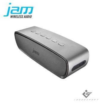 Jam Heavy Metal 無線藍牙喇叭-銀色