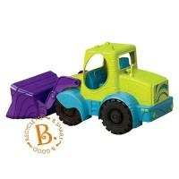 【美國 B.Toys 感統玩具】大力士推土機