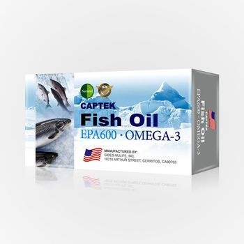 美國Natural D魚油健康組