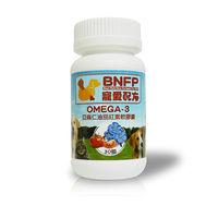 【BNFP寵愛配方】亞麻仁油茄紅素軟膠囊(30顆/瓶)一入組