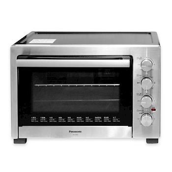 【Panasonic國際牌】38L雙溫控/發酵烘焙烤箱 NB-H3800