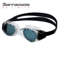 美國巴洛酷達Barracuda6-12歲青少年專業訓練系列抗UV防霧泳鏡-TITANIUM JR#30920