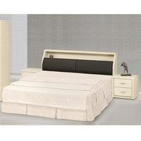 【時尚屋】[5U7]白雪松5尺床箱型雙人床5U7-20-01+62508不含床頭櫃-床墊