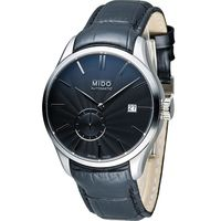 MIDO 美度錶 Belluna II 小秒針自動上鍊機械錶 M0244281605100