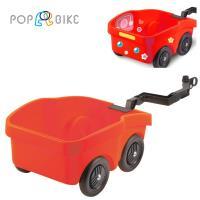 【BabyTiger虎兒寶】POPBIKE 兒童平衡滑步車專用配件 - 拖車 POP BIKE TRALIER - 紅色
