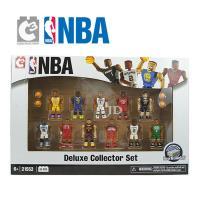 【C3 TOYS】超可動積木人偶NBA系列-豪華珍藏版套組(一盒11入) 21552