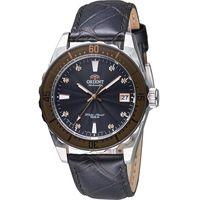 ORIENT 東方錶 SPORT系列 100M潛水機械錶 FAC0A005T 咖啡色