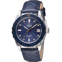 ORIENT 東方錶 SPORT系列 100M潛水機械錶 FAC0A004D 藍色