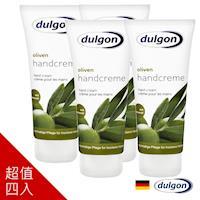 【德國Dulgon得而康】頂級橄欖維生素原B5護手精華霜100ml(超值四入)