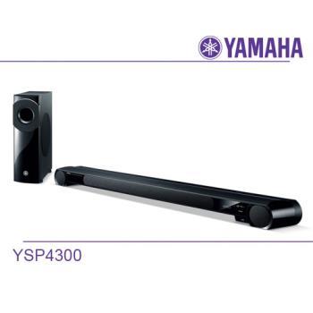 YAMAHA  7.1聲道 無線家庭劇院 YSP-4300