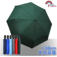Kasan 大無敵自動開收雨傘 (墨綠)