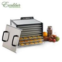Excalibur伊卡莉柏 低溫乾果機九層/數位式/不鏽鋼948SHD(送35L烤箱)