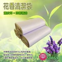 三包20L花香垃圾袋1包3卷/台灣專利製造/金德恩