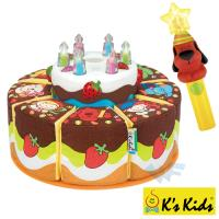 【Ks Kids 奇智奇思】會唱歌的生日蛋糕 SB00227