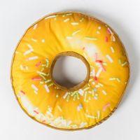 仿真甜甜圈造型抱枕腰靠枕坐墊2入組