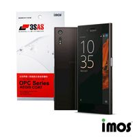 imos Sony Xperia XZ 超抗撥水疏水疏油效果保護貼