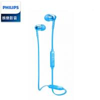 PHILIPS 飛利浦 無線藍牙入耳式 SHB5900BL 藍色