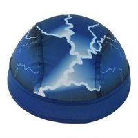 【米蘭精品】自行車頭巾抗UV運動頭巾高壓閃電花紋設計73fo4